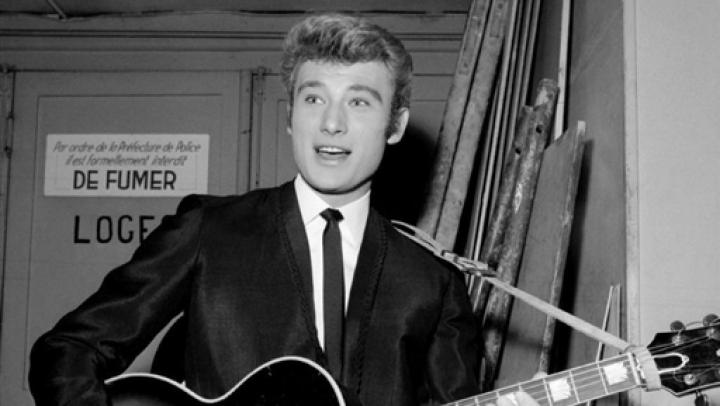 Le personnage : Johnny Hallyday