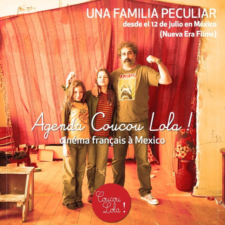 """Una familia peculiar"": candidez a la francesa que se estrena enMéxico"