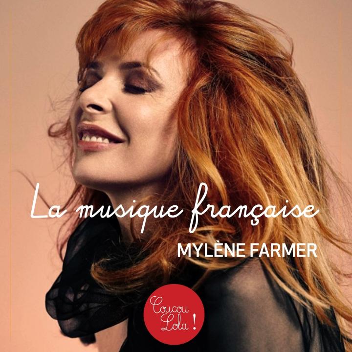 La musique française : MylèneFarmer