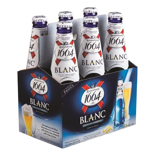 Kronenbourg-1664-blanc-beer-in-blue-25cl
