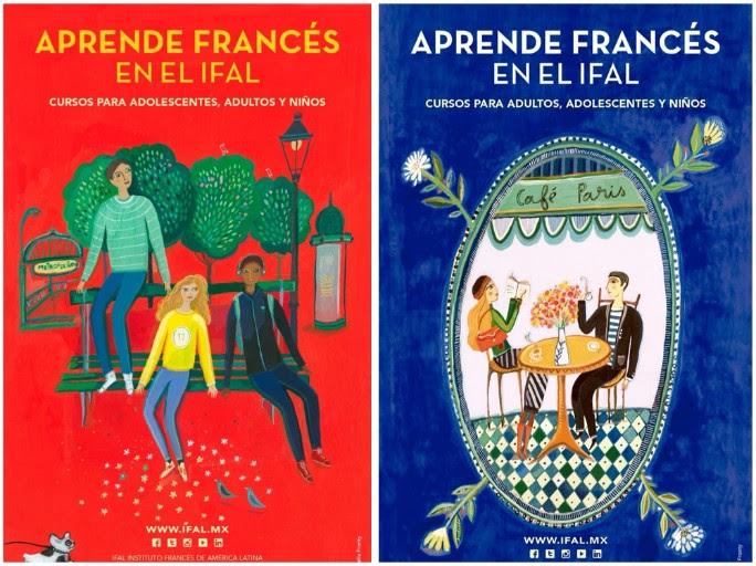 Porque en francés siempre es mejor: checa los cursos de francés en elIFAL
