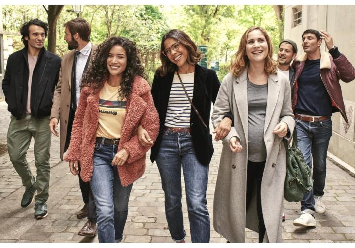 Plan Corazón: una fresca París para soñar(la) en la nueva serie francesa deNetflix