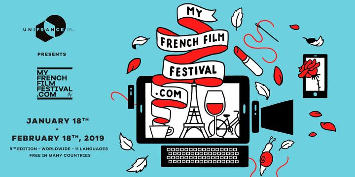 Novena edición del My French Film Festival ya tienefecha