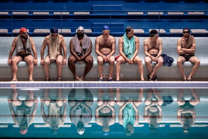"""¡La película francesa """"Hombres al agua"""" se estrenará enMéxico!"""