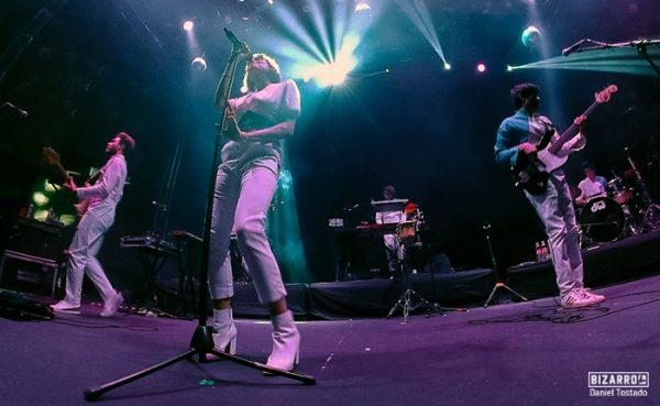 #ConcertReview | L'Impératrice :  poderoso motor de funky francés enCDMX