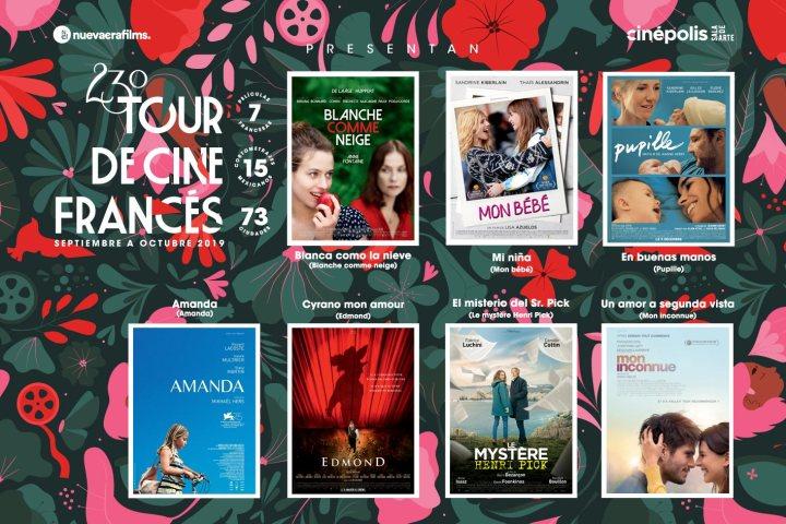 Cine francés en México: estas son las películas del 23º Tour de CineFrancés