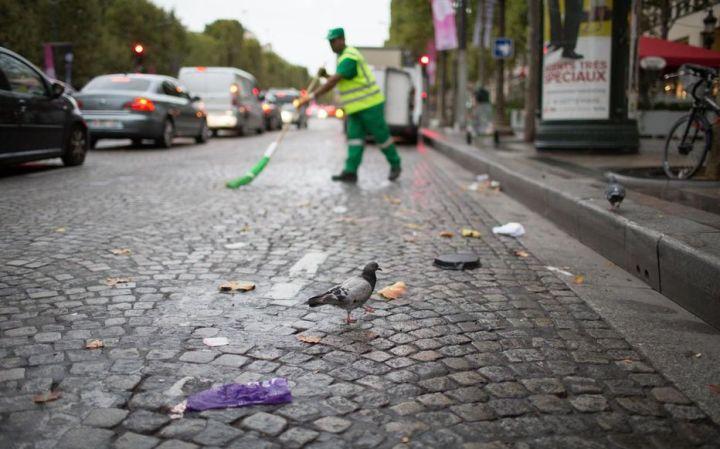 París, una de las ciudades más sucias de Europa, según TheGuardian