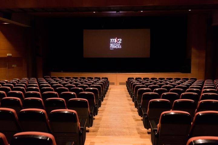 Cine de autor francés (y del mundo) en Madrid: mk2 llegó al InstitutoFrancés