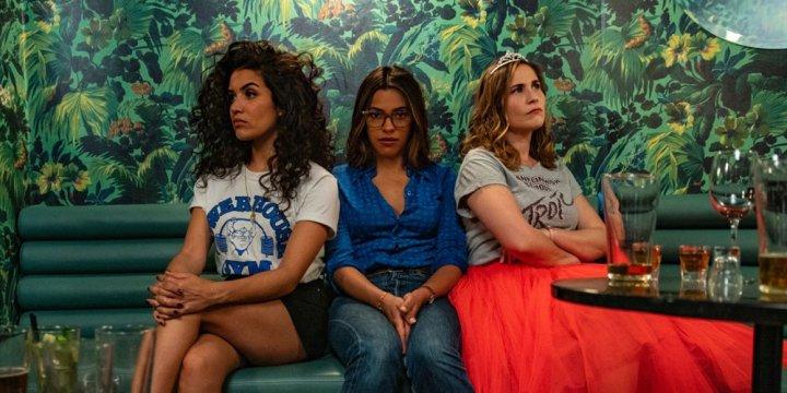 Series francesas en Netflix |Sobre la desangelada segunda temporada de Plan Corazón(review)