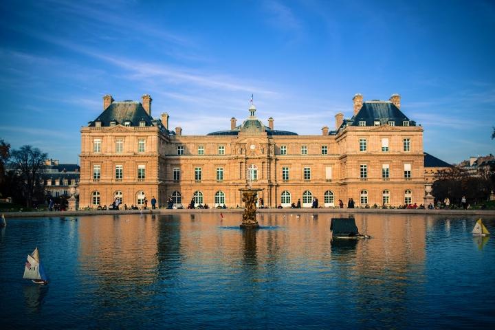 París | Conoce (y pasea por) los Jardines deLuxemburgo