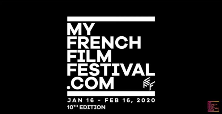 Cine francés | Mira el teaser de la 10ª edición del My French FilmFestival