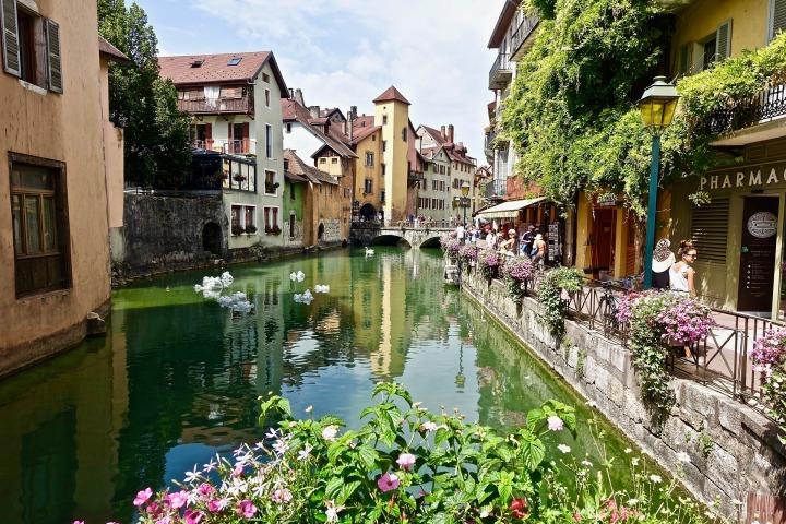 Maravillas de Francia:Annecy