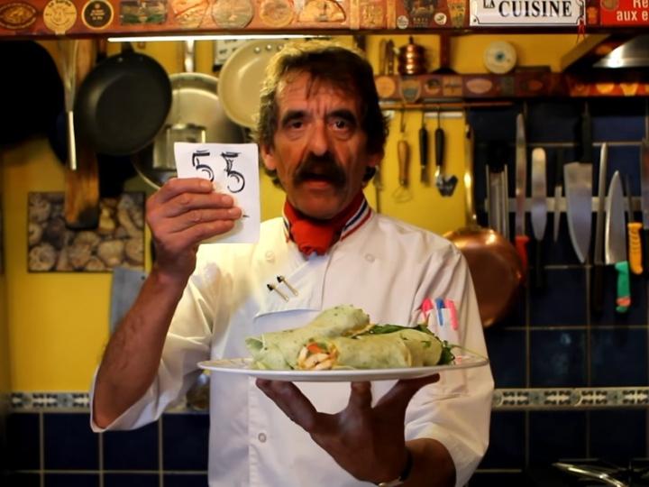 Practica tu francés y aprende cocina francesa (y más) con el cocinero más divertido de todos: el 'ChefDumas'