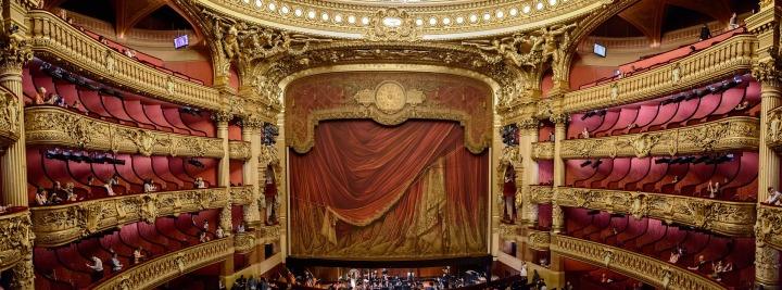 París en tiempos de coronavirus | L'Ópera de Paris ofrece sus espectáculos gratis y enlínea