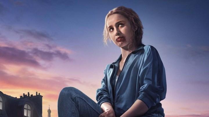 Series francesas en Netflix | Los vampiros invadenParís