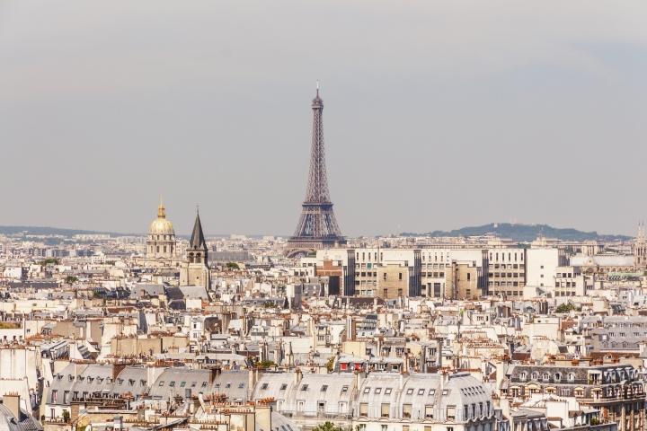 París en tiempos de Coronavirus: cierres y cancelaciones en la VilleLumière