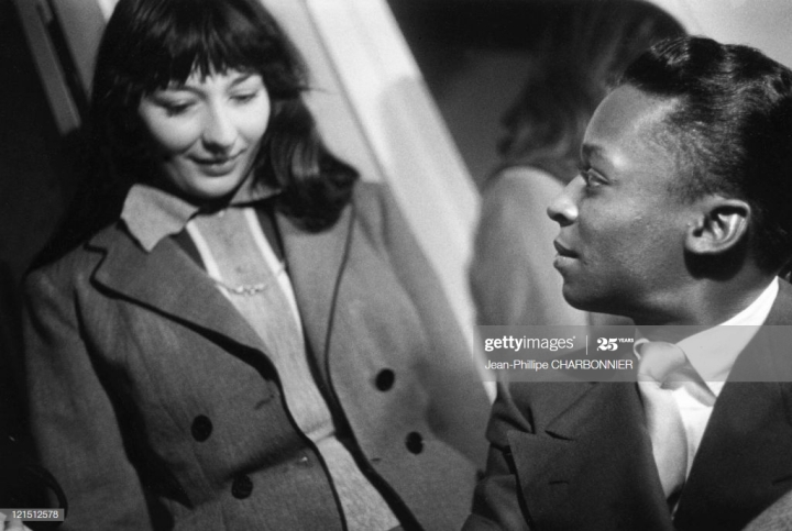 Juliette Gréco y Miles Davis: el amor que no pudoser