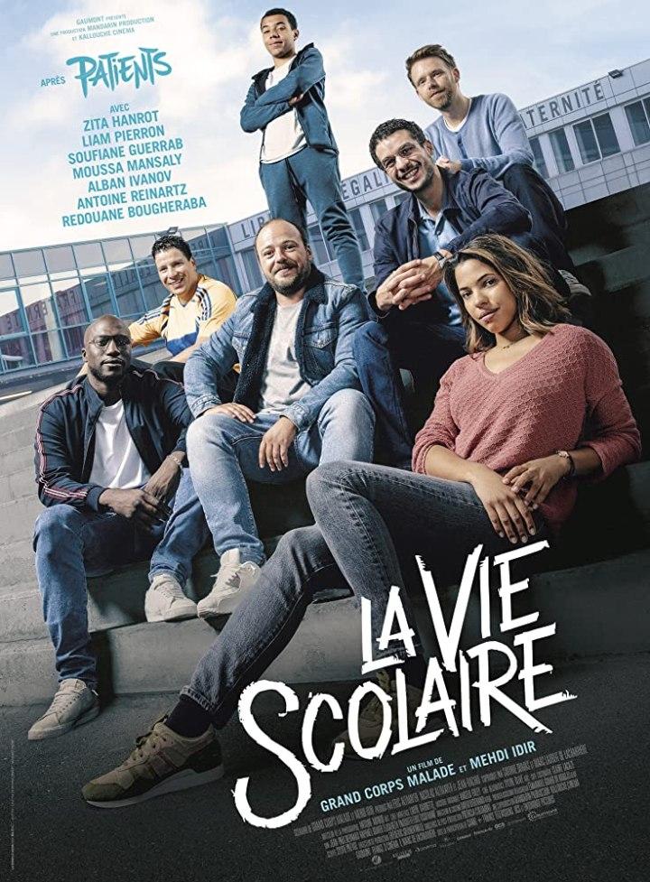 la_vida_escolar_netflix_coucou_lola_afiche