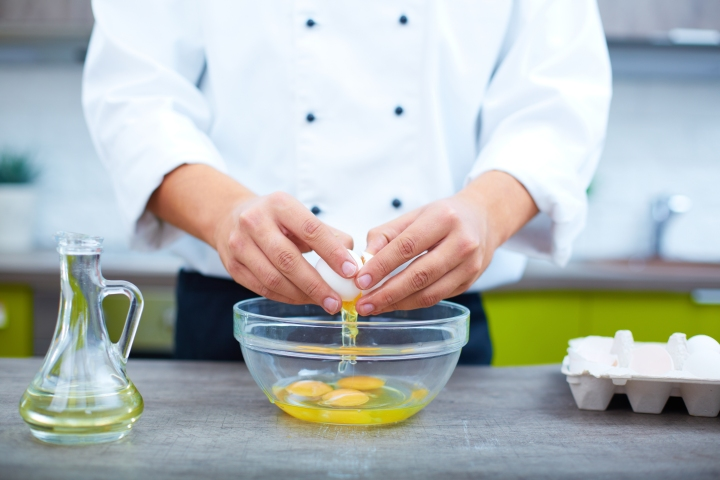 La recette du dimanche | Aprende a preparar una omelettebásica