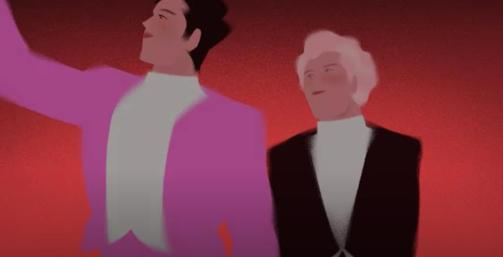 Música francesa | Hermoso clip animado para 'Feel Good' de Polo &Pan