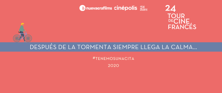 24º Tour de Cine Francés devela su programación: aquí te presentamos laspelículas