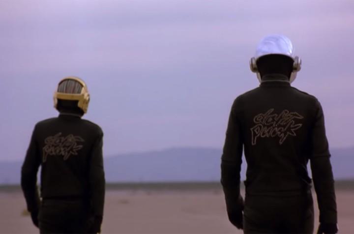Au revoir les Daft Punk: el dúo se despide delmundo
