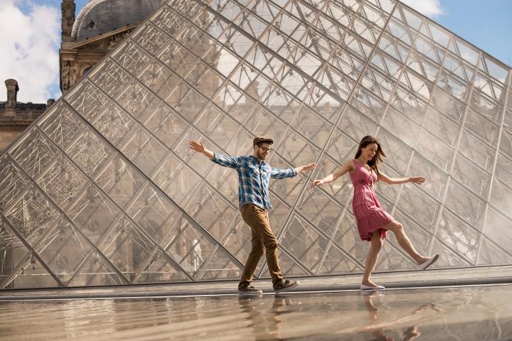 Todas las obras del Louvre, ahora gratis y desdecasa