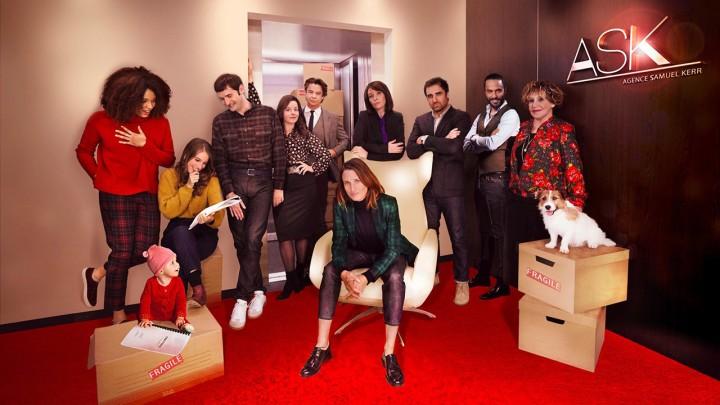 Series francesas en Netflix: ese olor a despedida en la cuarta temporada de 'Dix pourcent'