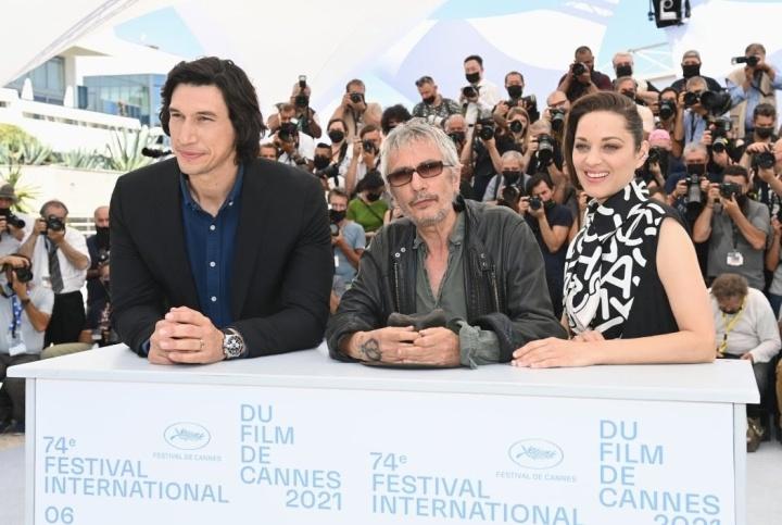 Cannes 2021: Ovación para 'Annette' en la inauguración delfestival