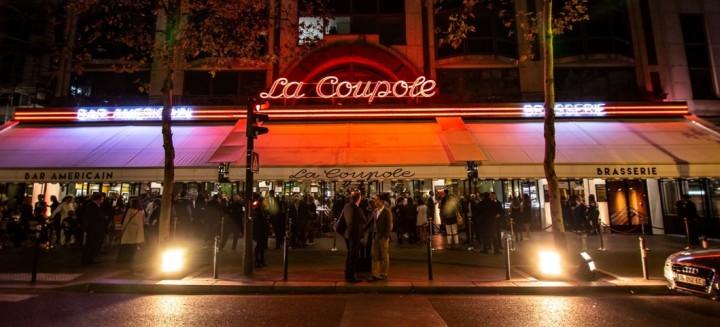Encantos de París | Las brasseries: LaCoupole